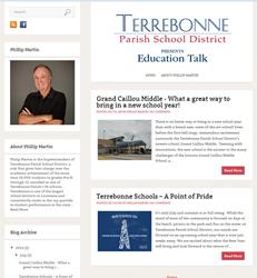 Terrebonne Parish Schools Education Talk