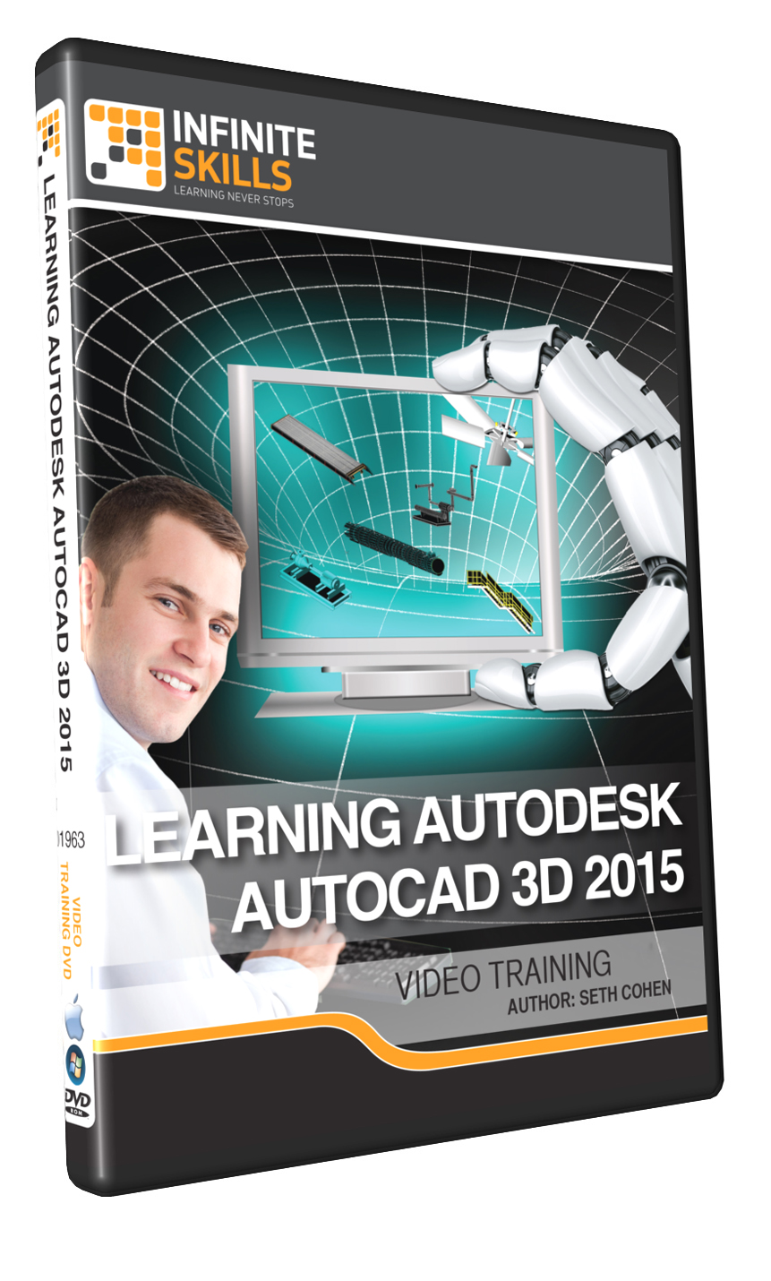 descarga Infinite Skills - Learning Autodesk AutoCAD 2014