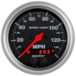 Auto Meter Sport-Comp GPS Enabled Rally-Nav Speedometer