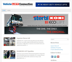 Stertil-Koni Vehicle Lift Connection