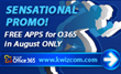 KWizCom Announces Sensational Promo for Office 365 Users and Offers...