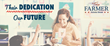 Toby Farmer Promises to Donate Legislative Salary to Teachers