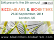 The biosimilars opportunity: latest updates from Merck, Amgen, IMS Health and Medmmune at Biosimilars and Biobetters 2014