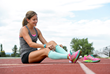 Kara Goucher Chooses Zensah® Compression