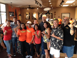 New Maui Wowi in Oceanside, California