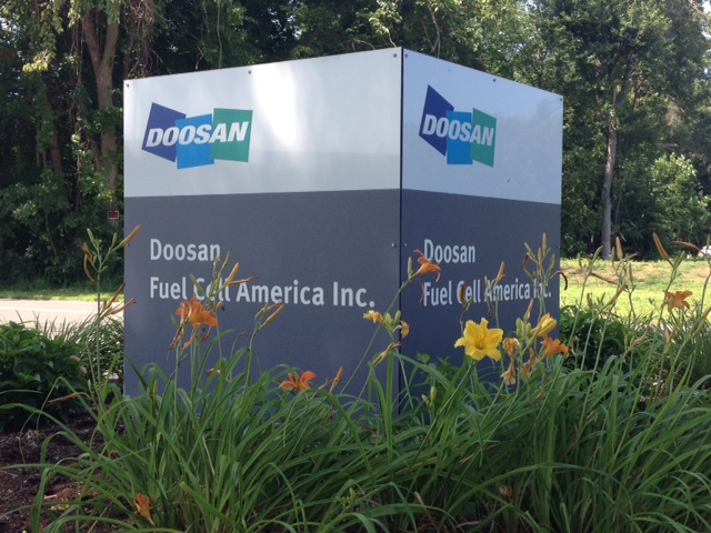 Newly Formed Doosan Fuel Cell America, Inc  is 'Positioned