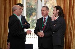 Tony Veverka (second from right)