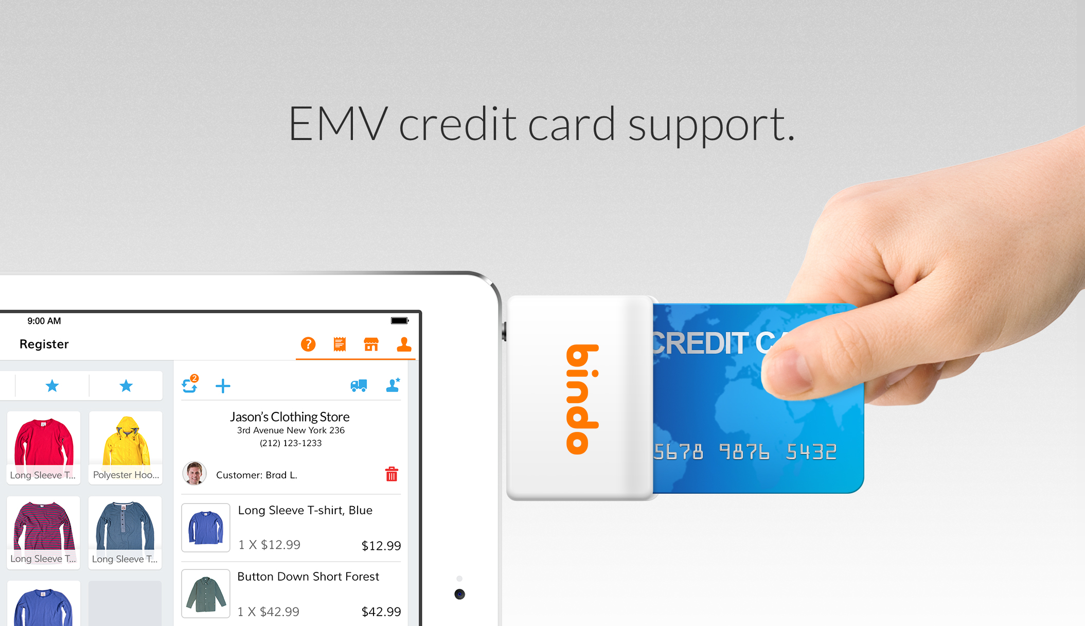Bindo Reduces Credit Card Fraud With Rollout Of Emv Chip