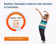 20% Off to Call Claro Mobiles in Colombia, With LlamaColombia.com