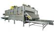Davron Indexing Conveyor Oven Streamlines Preheating Process
