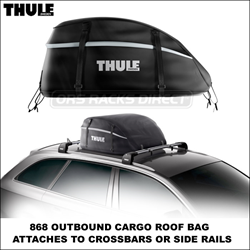 Thule 868 Outbound Vehicle Rooftop Bag