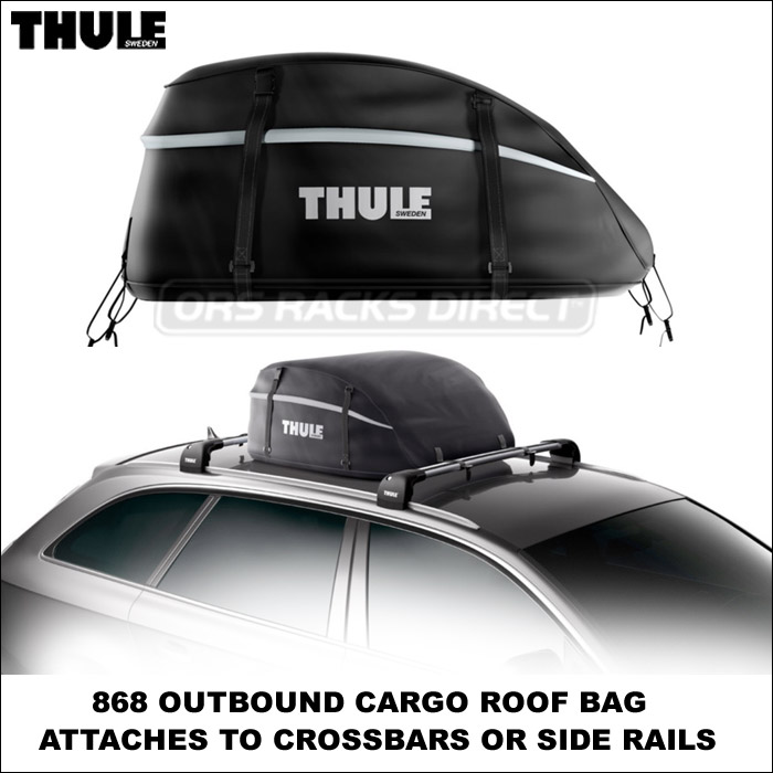 Rooftop Cargo Bag >> 869 Thule Interstate, 868 Outbound Roof Bags Launched by ...