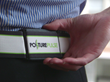 PosturePulse, a Posture-Improving Belt, to Launch Crowdfunding...