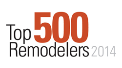 Nova Exteriors window and door replacement contractor among the top 500 in nation.