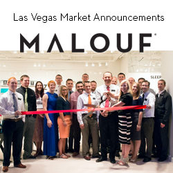 Las Vegas Market - Malouf Ribbon Cutting