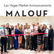 Malouf Drops the Curtain at the Las Vegas Furniture Market to Unveil Several Announcements
