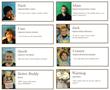 Rockin' Robots - Profiles
