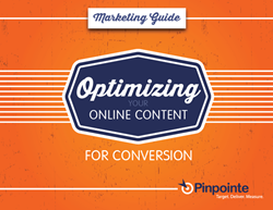 Optimizing Your Online Content for Conversion