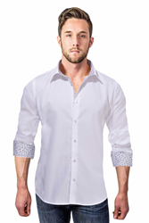 "The ""Girona"" Men's Designer Shirt By Verzari.com"