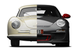 1949 Porsche 356/2 Gmünd and 2010 911 GT3 RS3.8 Coupe
