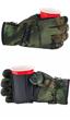 camo beverage glove