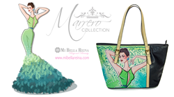 Emerald Glamour Marrero Collection from Mi Bella Reina