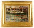 A.T. Hibbard (American 1886-1972), Provincetown, 1920, oil on artist board