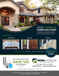 Nova Exteriors window door siding roofing replacement e-flyer