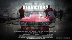 Red Victor 3 Title Screen Shot