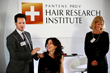 Dr. Alan Bauman is a member of the prestigious Pantene Hair Research Institute