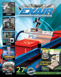 EXAIR's New Catalog 27