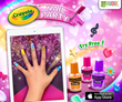 Crayola Nail Party by Budge Studios