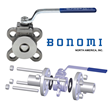 "New Bonomi Full-Port ""True"" Wafer Ball Valves Reduce Cost In ANSI 150..."