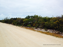 lot for sale in turks and caicos