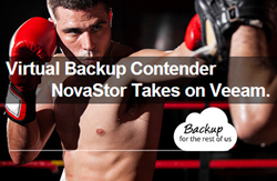 Virtual Backup Contender NovaStor Takes on Veeam.