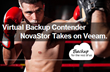 "NovaStor Launches New ""Get in the Ring"" Marketing Campaign Targeting..."