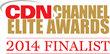 Stage2Data Named Finalist in CDN Channel Elite Awards