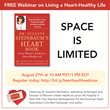 Home Care Assistance to Host Webinar on Heart Health, Featuring Dr....