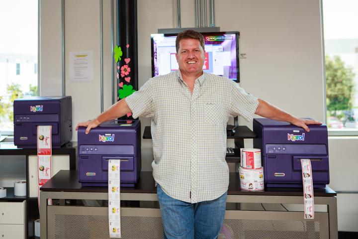 Amoretti's Three Kiaro! Label Printers Grant Them Ultimate