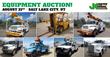Large Public Auction, Salt Lake City UT, August 21, 2014: Over 250...