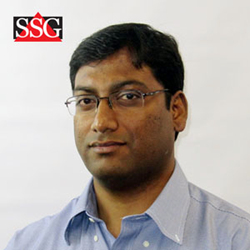 Surendra Kotte - SSG Data Management Consultant