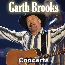 Garth Brooks Boston And Tulsa