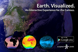 Earth App available on Google Play