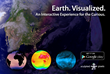 How to See the Earth From Space in an Instant - Sculpted Pixels Incorporated Launches New App, Earth. Visualized.