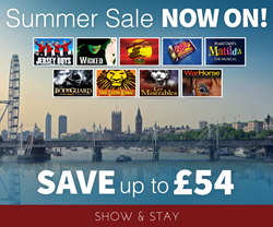 Show & Stay Summer Sale