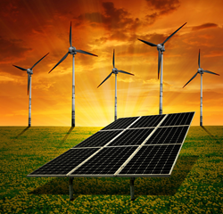 Solar energy Kazakhstan
