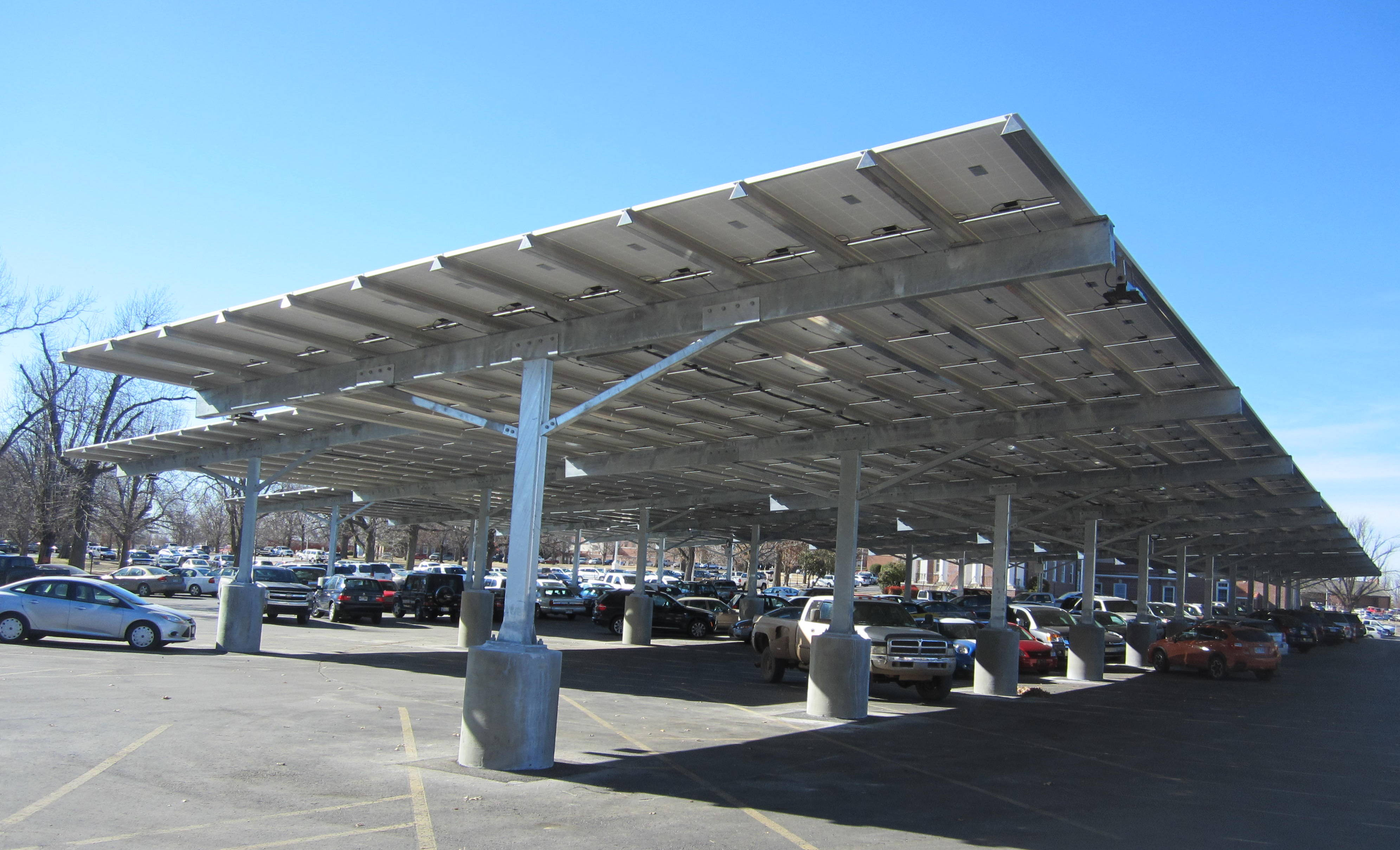 Meridian Solar And Dv Amp Associates Install 322 Kw At The