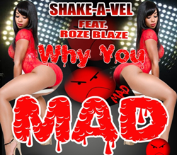 Shake-A-Vel - Why You Mad?
