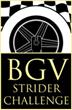 BGV Strider Challenge Logo
