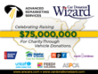 Advanced Remarketing Services Raises $75 Million Dollars for Charity